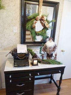 Fari Designs: vintage type writer