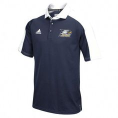 8a4c7c006e2d4c Our Navy Adidas Climatic Georgia Southern Coaches Polo is your standard.  Cheering on the Eagles and showing your pride never looked so good.
