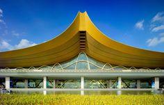Kunming Changshui International Airport, Kunming, 2011 - SOM - Skidmore Owings