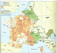 Map Of France During French Revolution.51 Best French Revolution Maps Charts Etc Images In 2019