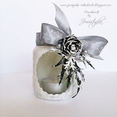 Handmade by Jussstynka: Magiczny blask Rings, Floral, Flowers, Handmade, Jewelry, Hand Made, Jewlery, Bijoux, Florals