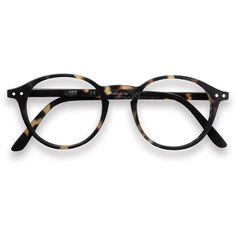 3a283ee7c0d Tortoiseshell round frame reading glasses (170 MYR) ❤ liked on Polyvore  featuring accessories