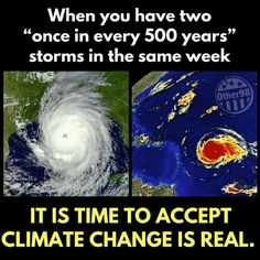 Climate Change Is The Reality Right In Front Of Your Face