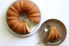 wikiHow to Bake an Easy Applesauce Cake -- via wikiHow.com