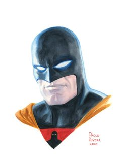 Space Ghost by Paolo Rivera