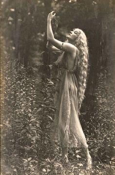 maudelynn:  Gertrude Hoffman, by Frank Bangs, c.1917
