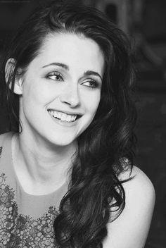 Kristen Stewart... I just love her