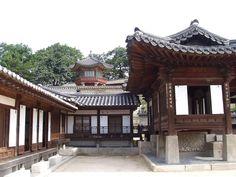 Nakseonjae area (courtyard), Changdeokgung - Seoul, Korea - 昌德宮 - 維基百科,自由的百科全書