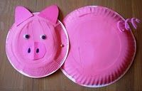 Taelyn needs to make this! She loves Pigs!