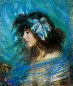 Alice Pike Barney - )