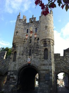 Micklegate by Bar Convent