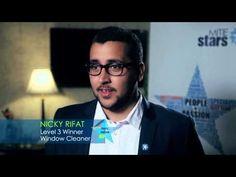 A video about the MITIE Stars employee awards scheme.