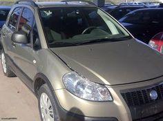 Fiat Sedici 4X4 1,6                        '06 - 6.500 EUR