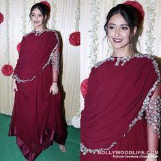 Ileana D'Cruz Diwali look