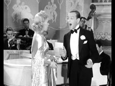 Fred Astaire & Ginger Rogers, I Won't Dance, Roberta 1935