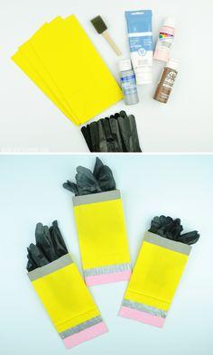 DIY Pencil Bags | Ba
