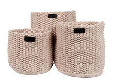 MrsBLOOM - Basket - L - old pink