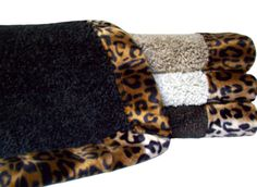 Leopard Animals Bordering Africa Bath Rug 50 00 62 58 44