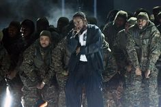 Kendrick Lamar Opens Grammy Awards Alongside and Dave Chappelle in Powerful Performance Dave Chappelle, American Rappers, Stop Talking, Kendrick Lamar, Record Producer, Comedians, Hip Hop, Blues, Winter Jackets