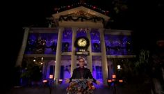 Danny Elfman performs Tim Burton's Nightmare Before Christmas   The Disney Blog