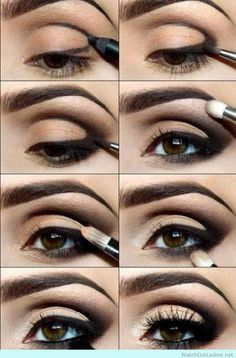 Hey! Brown eyed girls, need to take advantage of your exotic looks ...