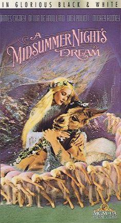 El sueño de una noche de verano = A midsummer night's dream / [una película dirigida por William Dieterle y Max Reinhardt]