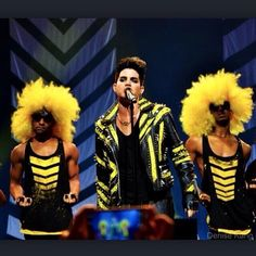 "HAPPY 2nd BIRTHDAY ""TRESPASSING"" FROM ADAM LAMBERT AND THE BAND MAY 15, 2012"