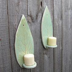 Декорирование листьями