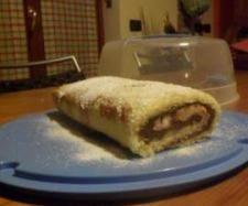 Ricetta ROTOLO NUTELLA E PANNA pubblicata da CONNY 75 - Questa ricetta è nella categoria Prodotti da forno dolci