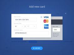 FlexBalancer Billing Add New Card