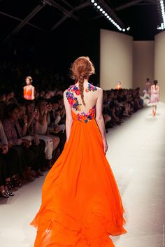 Alberta Ferretti Fashion Show in Milan | Flickr - Photo Sharing!