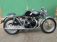 03/17/2014 | EGLI-VINCENT by MOSSEY in the UK JMC Egli Vincent 1000 built around 2000. Frame # R2223 and Engine # F5AB2A3058 . Offers around 40,000 GBP. Contact classicbikes@btinternet.com or +44 (0) 1630 657156 www.classicbikes.co.uk My comment: I include this bike as you can came acrosstotheadd on the net. Please note that theframenumberis said to come from a Vincent Comet (so is theenginenumberF5AB/2A instead of  F10AB/1). As some countries do notacceptengineupsize, check if the title ...