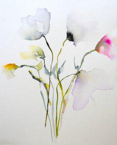 Transparent petals, Karin Johannesson