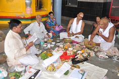 Pind Daan involves the giving of daan through pinds, as well as the conduct of poojas, in Gaya.