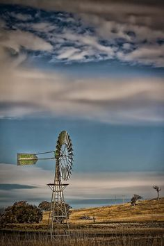 Wind Mill by Ecevik, via 500px