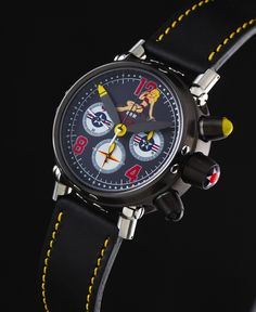 Affordable luxury, motor racing watches from France. BRM is a stroke of genius, an unclassifiable, unconventional item. Retail price between Rs.100,000 and Rs.500,000 plus VAT. Available at www.chronowatchcompany.com