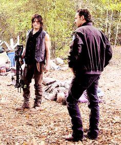 "Daryl & Rick 5x13 ""Forget"""