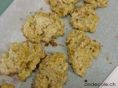 ondecole.ch - Cookies au pissenlits