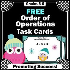 Free Order of Operations