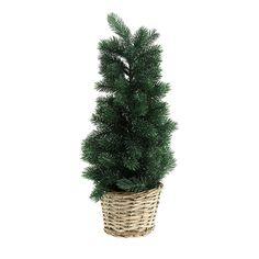 Árbol en cesta. 58cm