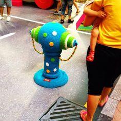 Hong Kong yarnbomb