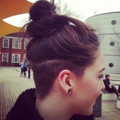 Undercut! #haircut #undercut - @gabrielcrabb- #webstagram