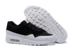 uk availability 65081 5d4b6 Black-White Nike Air Max 1 The 6 Men Shoes Wholesale - Men s.
