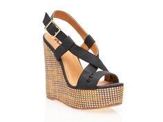 Qupid Rainbow Wedge:    Use my personal invitation link to get a $10 credit.  Thank you!  http://osky.co/OyOFSu  Sale Price:  $31