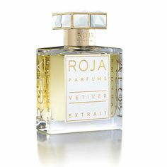 Vetiver by Roja Dove - 2012 - A long lasting, brisk, clean vetiver perfect for when you want to dress up spring or summer.