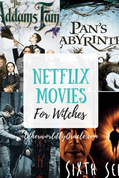 Mar 2019 - Looking for some awesomely witchy Netflix movies? Here are our TOP 10 Netflix Movies every witch should watch including The Witch, Black Panther, and more! Netflix Movies To Watch, All Movies, Shows On Netflix, Popular Movies, Horror Movies, Witchcraft Movie, Movie List, Movie Tv, The Fall Movie