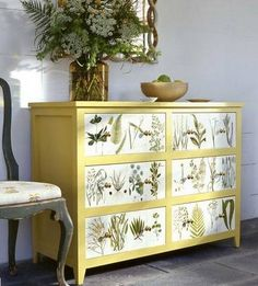 Botanical Home Decor Ideas With Plants And Flowers