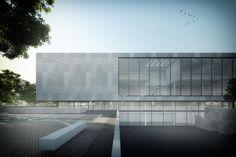 Proyecto Biblioteca Municipal de Campana / Carbone Fernandez Arquitectos