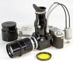 Leica IIIa - Antique and Vintage Cameras
