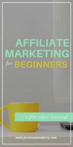 Affiliate marketing for beginners to help make passive income! Affiliate marketing programs are a great way to get started and my tips for beginners will help you make money in no time #affiliatemarketing #blogging #blogger #money #moneytips #howtoblog #startablog